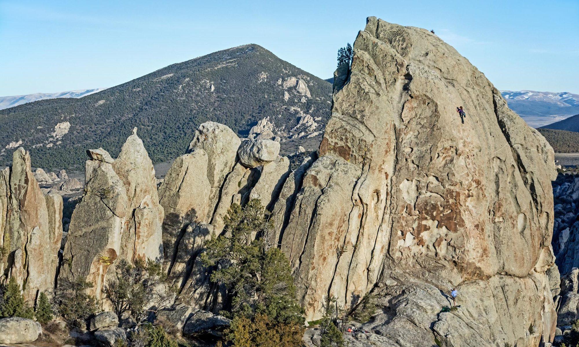 Southern Idaho Climbing Coaliton